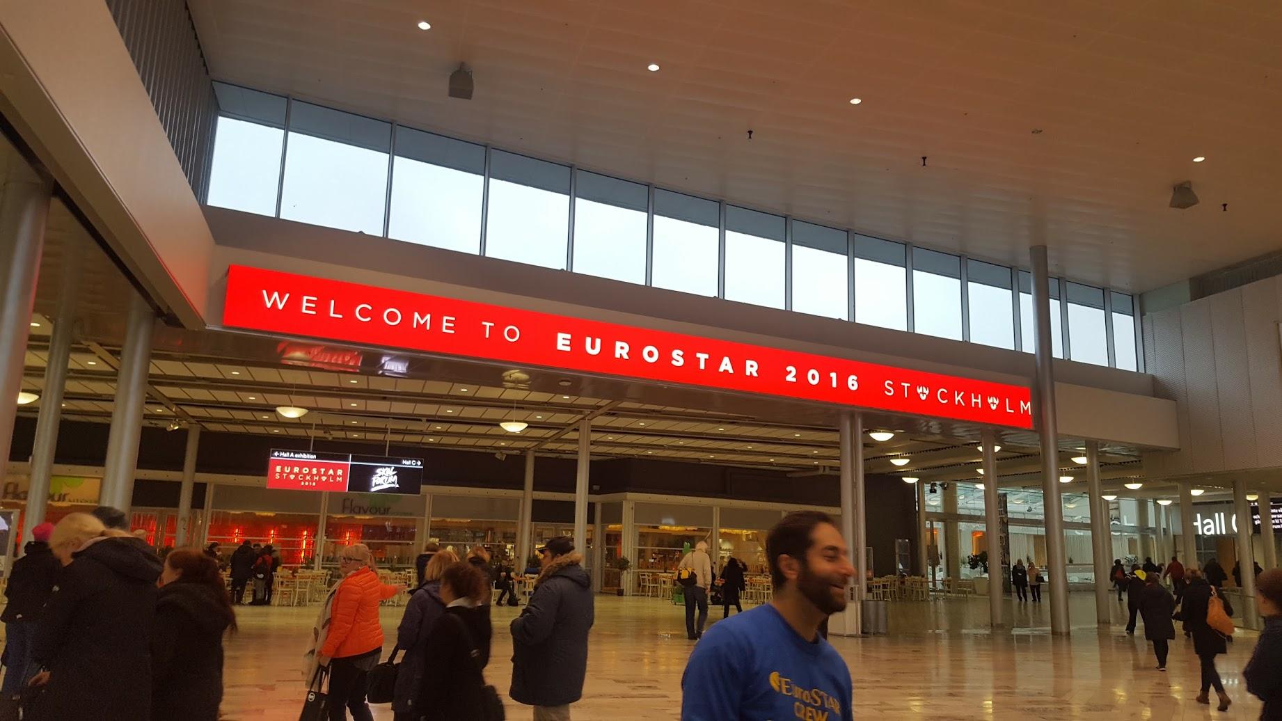 EuroSTAR 2016 -1